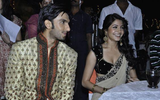 Ranveer Singh Hot Romance with Anushka Sharma | Veethi
