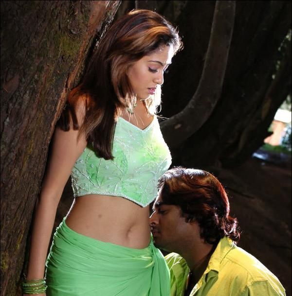 Sada Hot Saree Photos