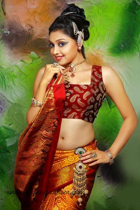 Sija Rose Hot Navel Photos | Veethi