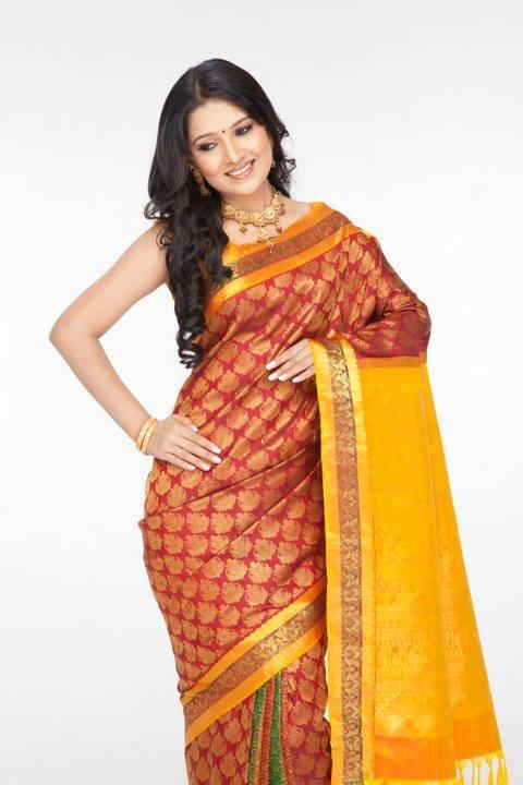 Vani Bhojan Profile Vani Bhojan in Saree |...