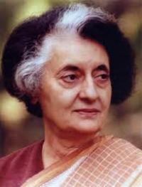 indira gandhi biography