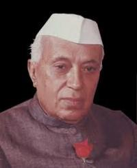 nehru biography