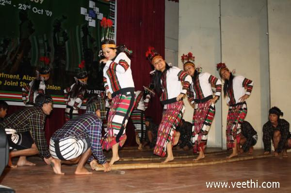 aizawl-city-college-cultural-meet
