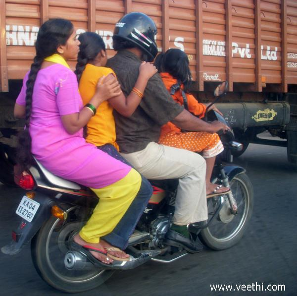 dangerous-bike-riding-in-bangalore