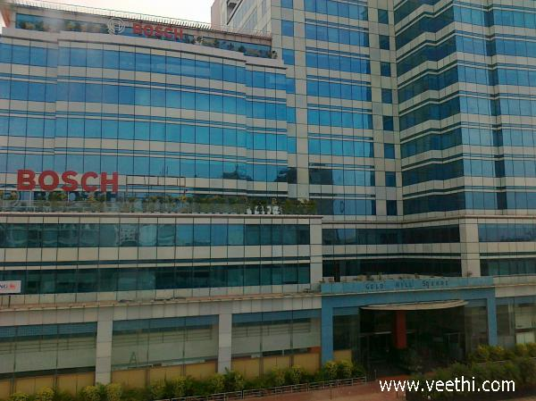 bosch-building-near-electronic-city-bangalore