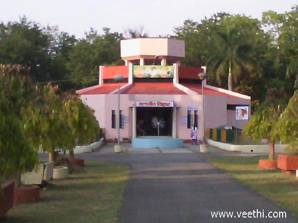 building-of-bokaro-museum