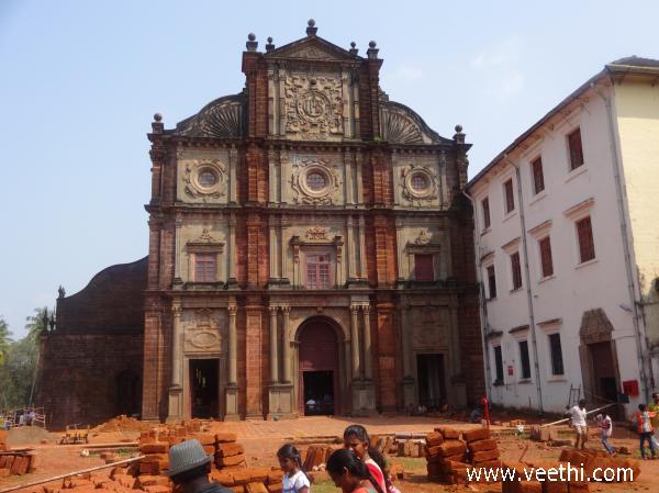 Goa Velha Photos