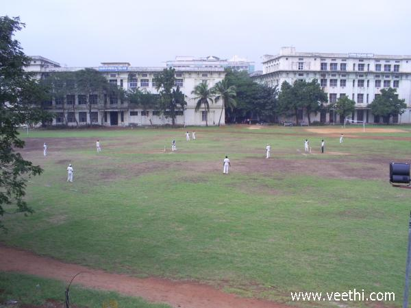 Madras Medical College Play Ground Veethi