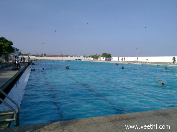 Anna swimming pool chennai marina beach veethi - Beach resort in chennai with swimming pool ...