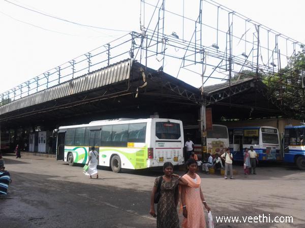 Chennai t nagar bus tamil grope 6