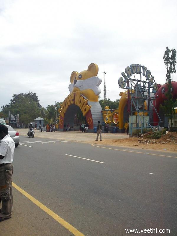Muttukadu Photos