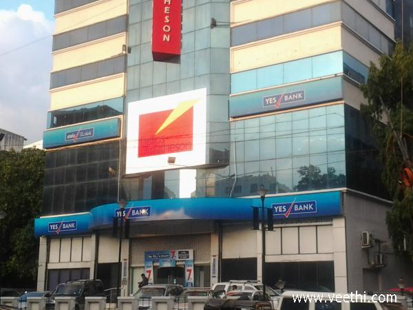 yes bank zonal office chennai