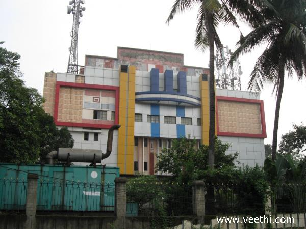 Dc Durgapur Cinema Hall In City Center Durgapur Veethi