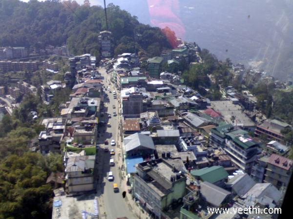view-from-rope-way-in-gangtok-sikkim