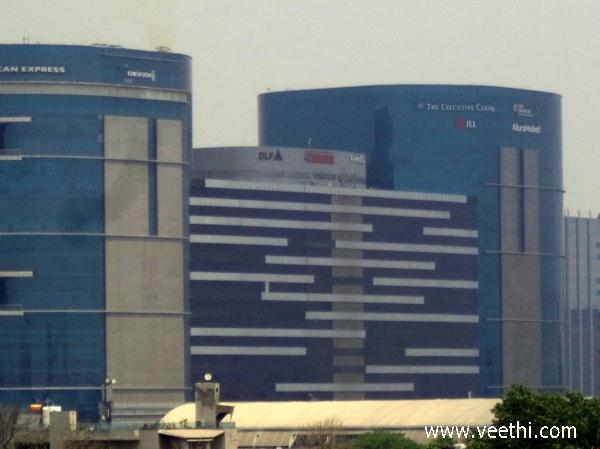 cyber-city-the-executive-center-in-gurgaon