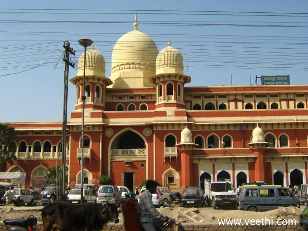 kanpur-central-railway-station