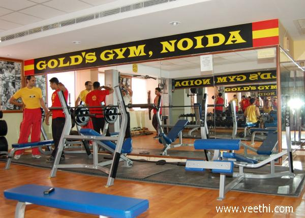 Golds Gym - Noida | Veethi