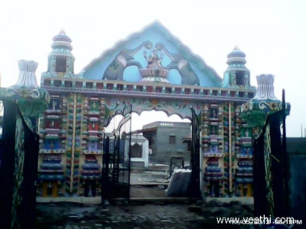 main-gate-of-sain-baba-temple-ranchi