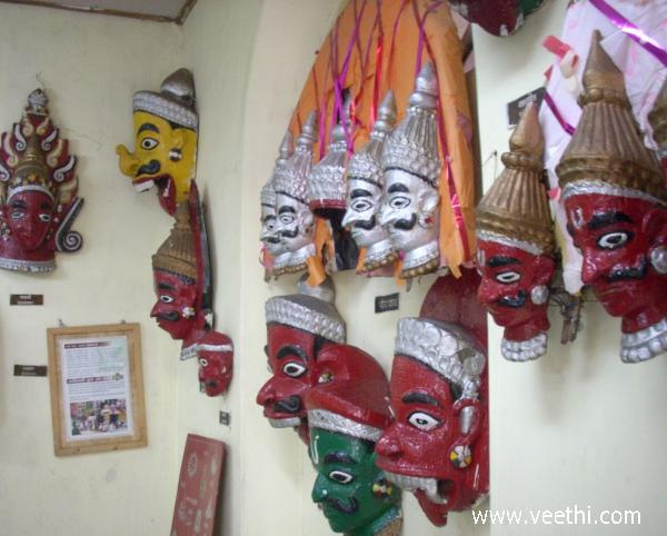 masks-at-tribal-museum