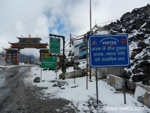 Sela Pass Tawang Veethi