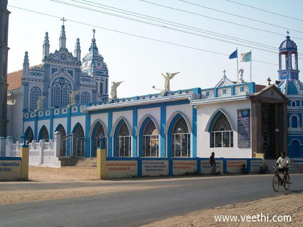 a-lady-of-snow-church-view-at-tuticorin-District