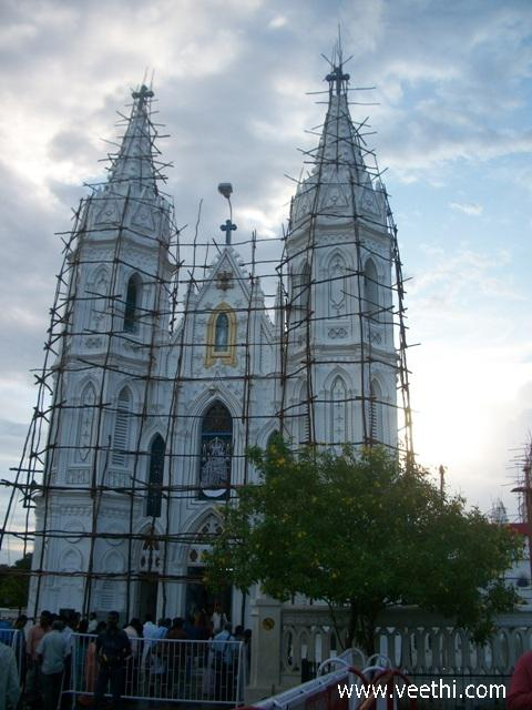 Shrine Basilica of Our Lady of Health Vailankanni