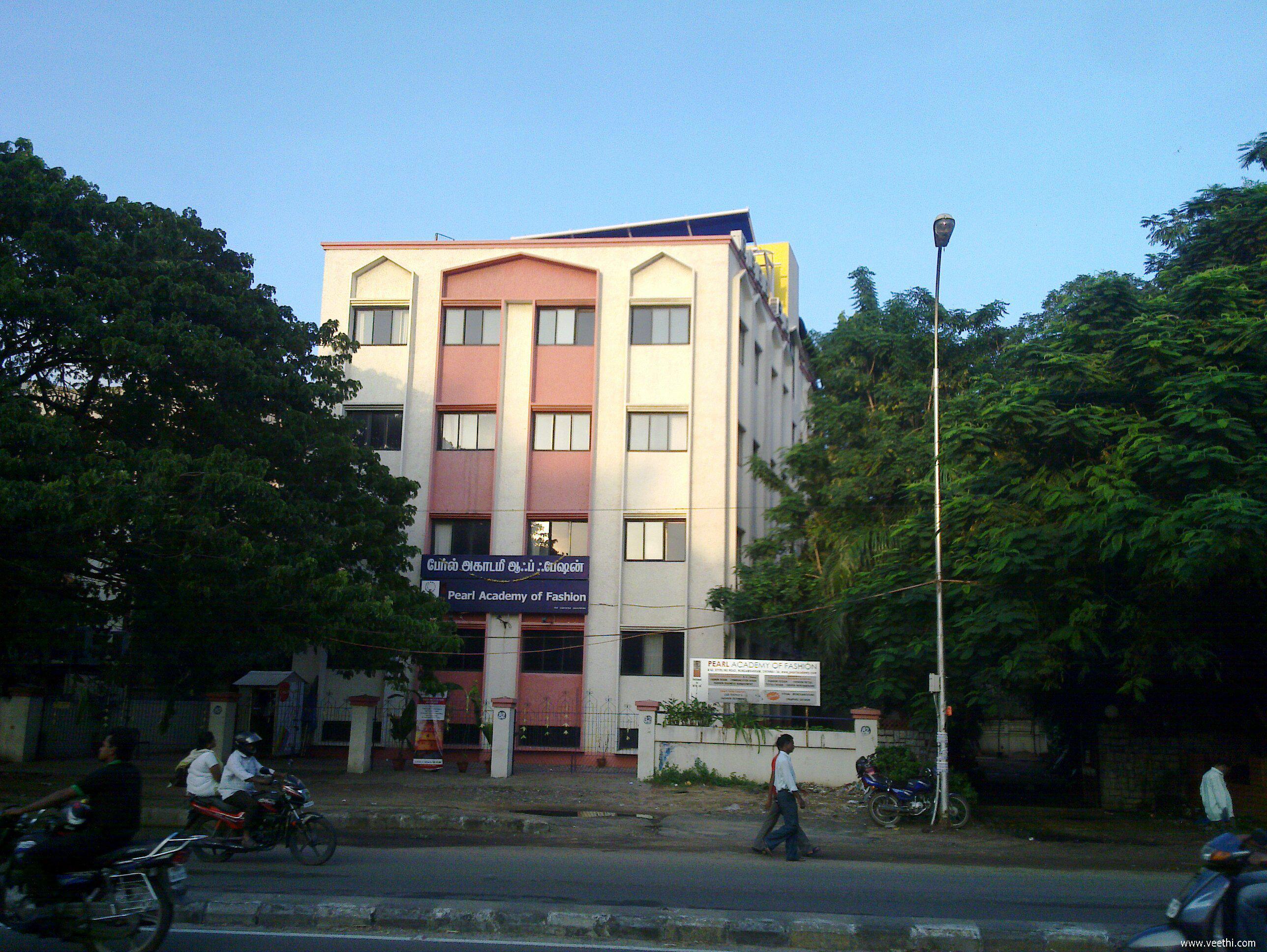 Photo Fullsize Pearl Academy Of Fashion Sterling Rd Nungambakkam Chennai